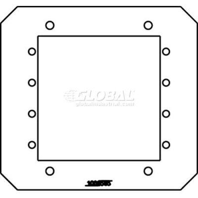 Wiremold 8aap Poke-Thru 1-Gang Extron Aap Plate - Pkg Qty 5