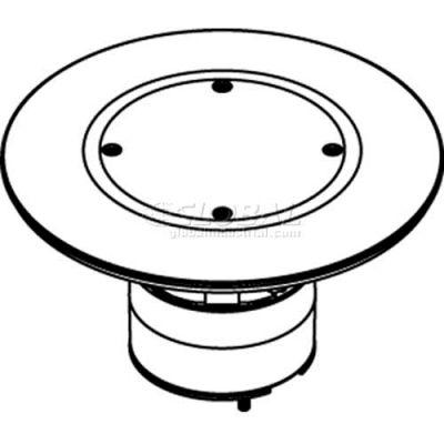 "Wiremold ABPLUG3 Poke-Thru Core Hole Plug, 3"""