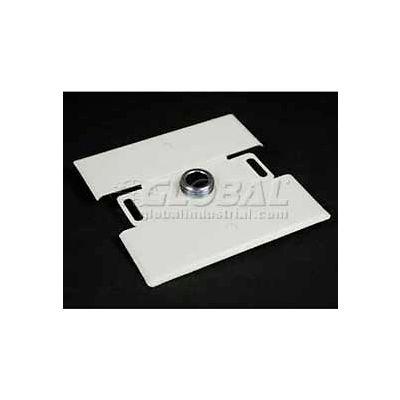 "Wiremold BK2051H Flush Plate Adapter, 125V, 15A, 4-1/2""L"