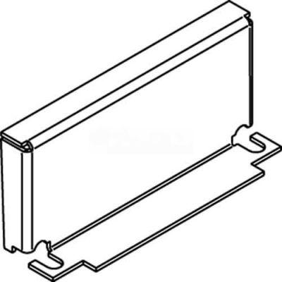 Wiremold Cih/Lt-B Floor Box Internal Blank Bracket - Pkg Qty 10