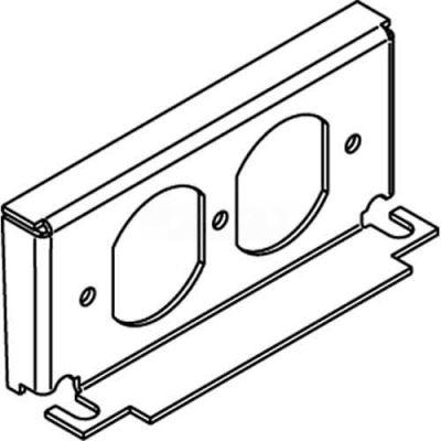 Wiremold Ciht-D Floor Box Internal Duplex Receptacle Bracket - Pkg Qty 10