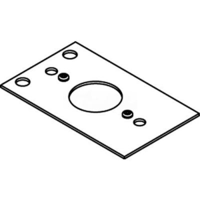 """Wiremold CRFB-SR1-4 Floor Box CRFB Series Single Receptacle Plate, 1.39""""Dia."""