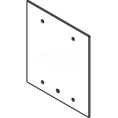 Wiremold Dgt-B Floor Box Af1&3 Top Plate Blank - Pkg Qty 10