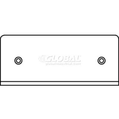 Wiremold Fifp-B Poke-Thru 1-Gang Blank Plate - Pkg Qty 20