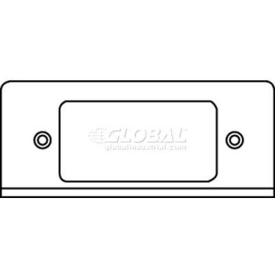 Wiremold Fifp-Ss Poke-Thru 1-Gang Plate, (1) Surge Suppression - Pkg Qty 20