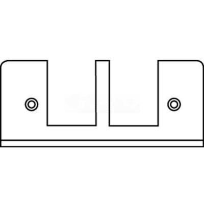 Wiremold Fifp-T Poke-Thru 1-Gang Communication Plate - Pkg Qty 10