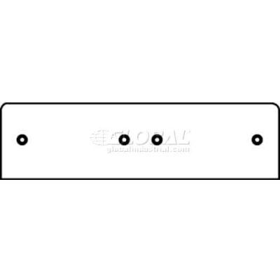 Wiremold Fpb-B Poke-Thru 2-Gang Blank Plate - Pkg Qty 20