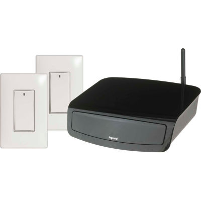 Legrand® LC6400 RFLC Event Controller In-Wall Dimmer Kit