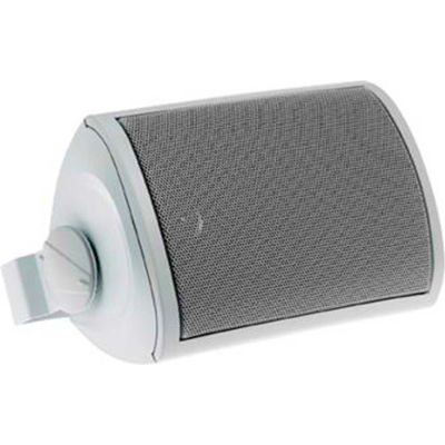 "Legrand® MS3523-WH evoQ 3000 Series 5.25"" Outdoor Speakers (Pair) White"