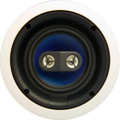 "Legrand® MS3652 evoQ 3000 Series 6.5"" In-Ceiling Dual Voice Coil Speaker"