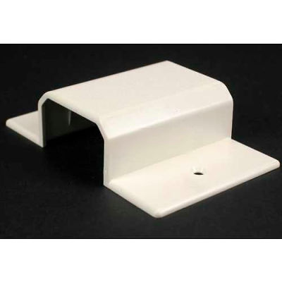 "Wiremold NM2051H Horizontal Wall Box Adaptor, 120V, 15A, 4-1/2""L"