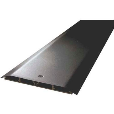 Wiremold OFRBC-8 Over Floor Raceway Base And Cover, 8ft length - Pkg Qty 8