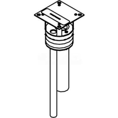 Wiremold RC9FFS Poke-Thru Stem Insert For Furniture Feed