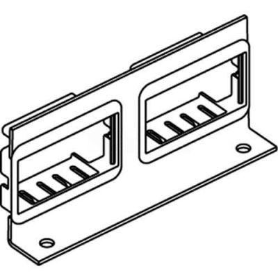 Wiremold Rfb-2-Ssrt Floor Box Internal Bracket W/Ortronics Bezels - Pkg Qty 5