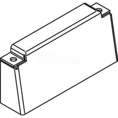 Wiremold Rfb-B Floor Box Internal Blank Bracket For Power Compartment - Pkg Qty 10