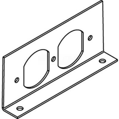 Wiremold Rfb-Rb-Ss Floor Box Internal Duplex Receptacle Bracket - Pkg Qty 10