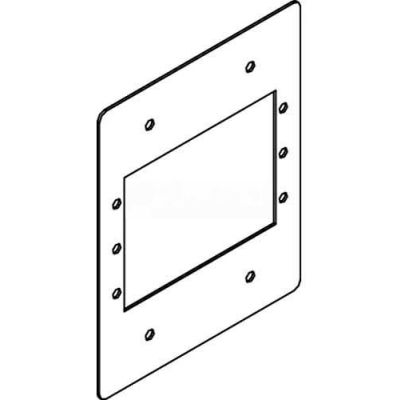 Wiremold RFB119-AAP Floor Box Rfb9 And Rfb11 Single Gang Device Plate for Extron Aap Devices