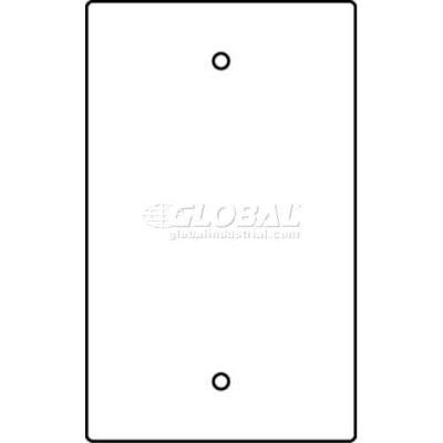 Wiremold Rfb119-B Floor Box 1-Gang Blank Device Plate - Pkg Qty 10