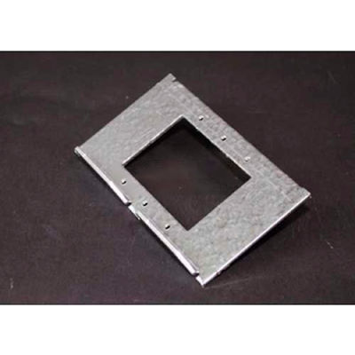Wiremold Rfb6ext Floor Box Extron Maap Plate - Pkg Qty 6