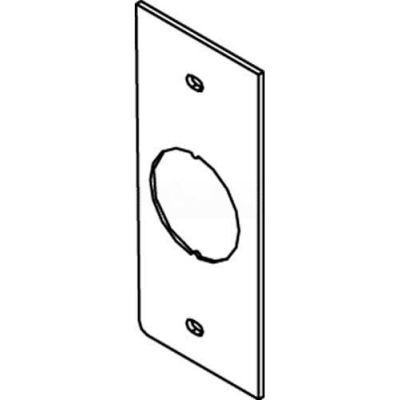 """Wiremold Sgt-1ko Floor Box Af1&3 Top Plate, For 1"""" Ko - Pkg Qty 25"""