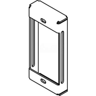 Wiremold Sgt-3s2 Floor Box Af1 & Af3 Top Plate, For (3) Ortronics Series Ii Inserts - Pkg Qty 25
