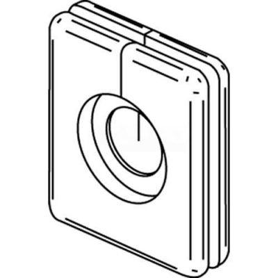 Wiremold Tg-1 Poke-Thru Communication Grommet, Set Of 2 - Pkg Qty 10