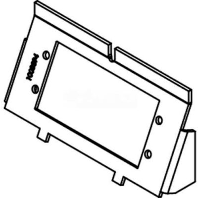 Wiremold WTB-AAP Floor Box Rfb4-4db Device Plates for Extron Aap Devices