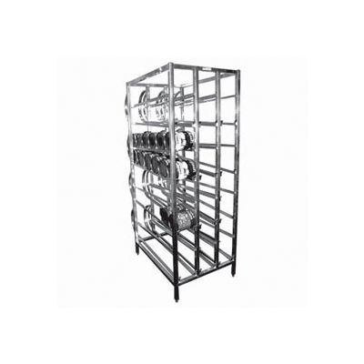Winholt CR-156F-Gravity Fed Can Dispensing Rack, 156 (#10 Cans)