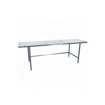 "Winholt Equipment DPTR-2472 Work Table - Poly Top 72""W x 24""D"