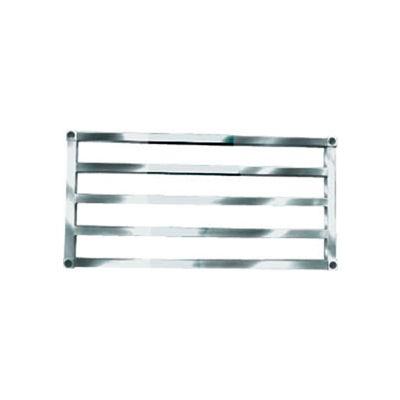 "Sani-Adjustable Aluminum Tubular Shelf, 24"" x 72"""