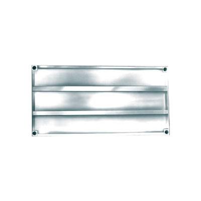 "Reinforced Solid Shelf, 20"" x 36"""