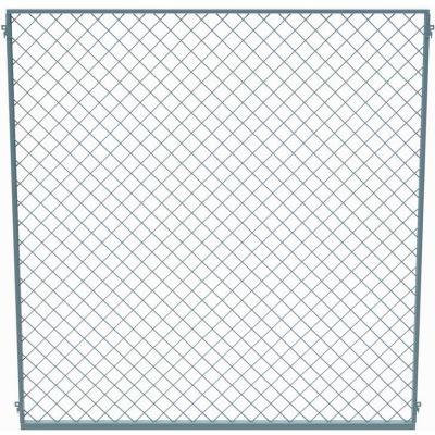 Husky Rack & Wire EZ Wire Mesh Partition Component Panel 5'Wx10'H