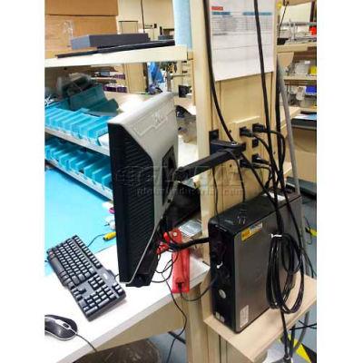 Laboratory Work Bench Adjustable Height Wsi Flat