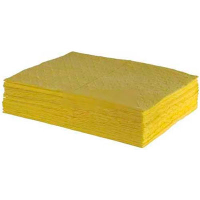 "ESP Meltblown Heavy Weight Chemical Bonded Pad, 1MBYPB, 15"" x 18"", 100 Pads/Bale"