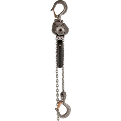 JET® JLH Series Compact Lever Chain Hoist 1/2 Ton, 5 Ft. Lift