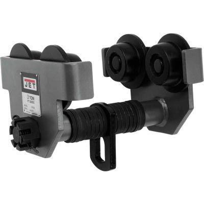 JET® PT Series Heavy Duty Manual Trolley 252030 6600 Lb. Cap.