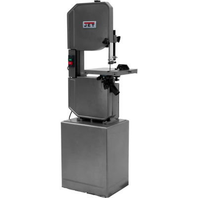 "JET® 414500 J-8201K 14"" Vertical Bandsaw 1 HP, 115/230V, 1Ph"