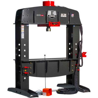 Edwards HAT9020 110 Ton Shop Press and Portable Power Unit 3 Phase, 230 Volt