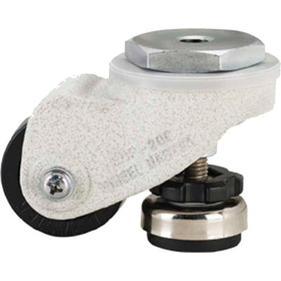 WMI® Caster and Leveler in One Unit WMP-200SS - 220 Lb. Capacity - Stem  Mounted