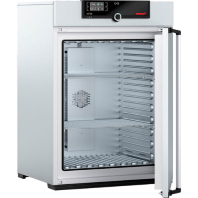 Memmert UF 260 Universal Oven, Forced Air Circulation, Single Display, 115 Volt, 256 Liters