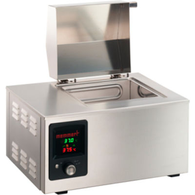 Memmert WNB 7 Water Bath with Basic Temperature Controller, 115V 50/60Hz, 7 Liters