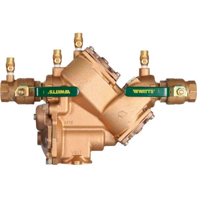 "Watts LF909M1-QT 2"" Reduced Pressure Zone Assembly"