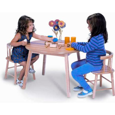 Whitney Brothers Table And Two Chair Set