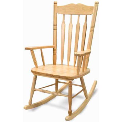 Whitney Brothers Hardwood Adult Rocking Chair