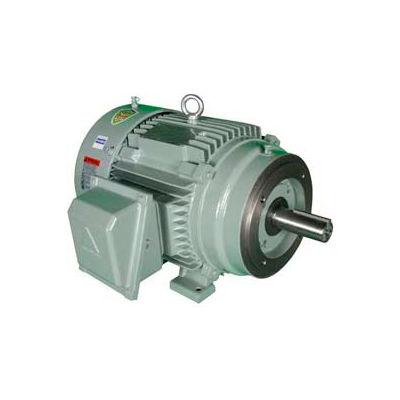 Hyundai T-Frame Motor IEEE1.5-36-143TC, TEFC, Rigid-C, 3 PH, 143TC, 1.5 HP, 460V, 2 FLA