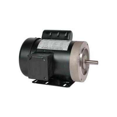 Worldwide Electric Jet Pump Motor NT34-36-56CB-NOL, GP, TEFC, REM-C, 1 PH, 56C, 115/208-230V, 3/4 HP