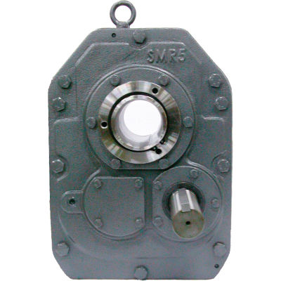 """Worldwide Electric WSMR6-25/1, Shaft Mount Reducer, Size 6, 25:1 Ratio, 3-7/16"""" Tapered Bore"""