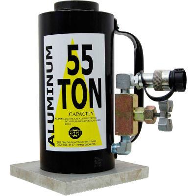 Esco Equipment 55 Ton Air Hydraulic Aluminum Jack - ESC10312