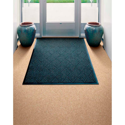 "WaterHog® Diamondcord Entrance Mat 3/8"" Thick 4' x 6' Charcoal"