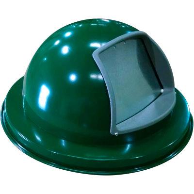 """Metal Dome Top Lid 18-3/4"""" Diameter, Green - M2401-DTL-GN"""